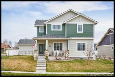 Pointe Single Family Home Contingency: 7167 Legacy Parkway