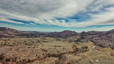 Laramie Farm & Ranch For Sale: 342 Black Mountain Rd