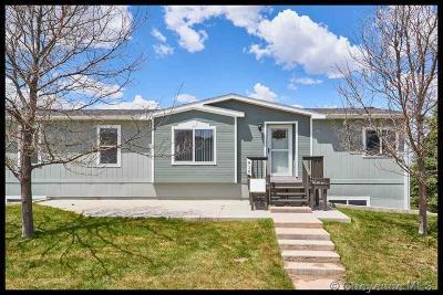 Pine Bluffs Single Family Home For Sale: 910 Stoetzel Ave