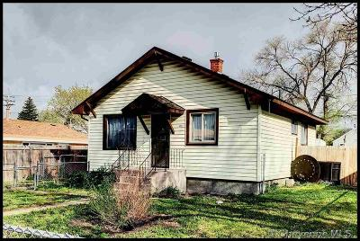 Cheyenne Single Family Home For Sale: 910 E 5th St