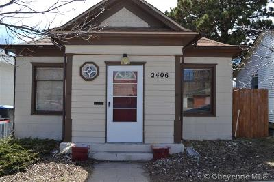 Original City Single Family Home For Sale: 2406 Thomes Ave