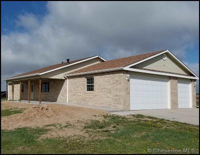 Cheyenne WY Single Family Home For Sale: $439,900