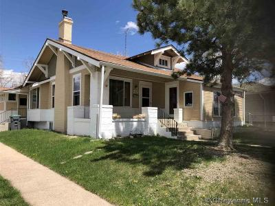 Cheyenne WY Single Family Home For Sale: $229,900