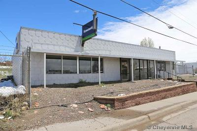 Cheyenne Commercial For Sale: 1205 Dunn Ave