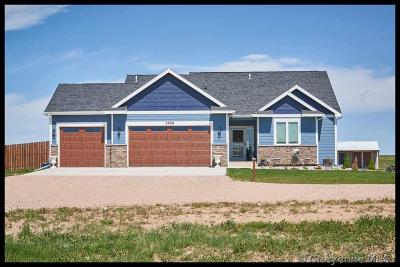 Cheyenne WY Single Family Home Temp Active: $474,900