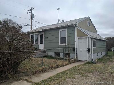 Laramie Multi Family Home For Sale: 308 Fetterman St