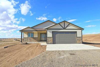 Cheyenne Single Family Home For Sale: 966 Dawson Rd