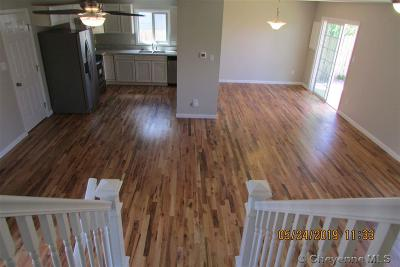 Cheyenne WY Single Family Home Temp Active: $353,900