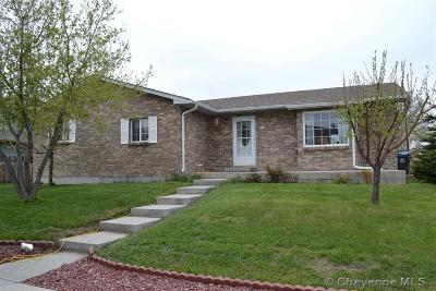 Cheyenne WY Single Family Home Temp Active: $359,000