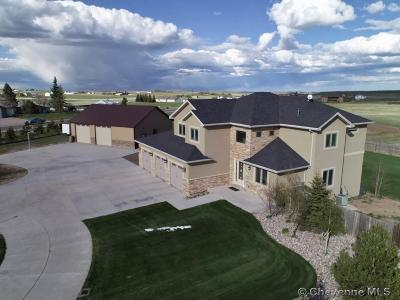 Cheyenne WY Single Family Home Temp Active: $724,000
