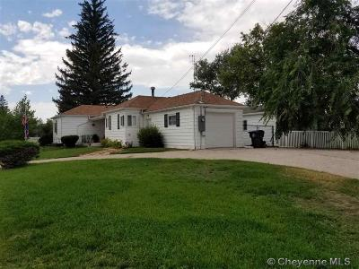 Cheyenne WY Single Family Home Temp Active: $349,500