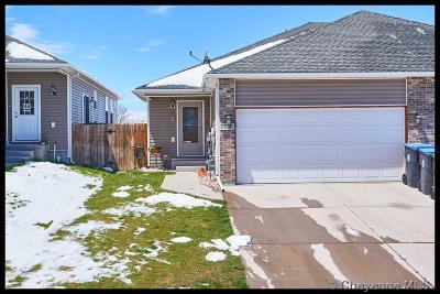 Cheyenne Single Family Home Temp Active: 324 Borough St
