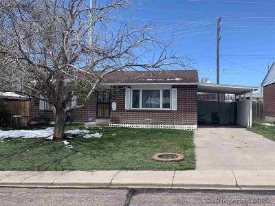 Cheyenne Single Family Home Temp Active: 1530 Gopp Ct