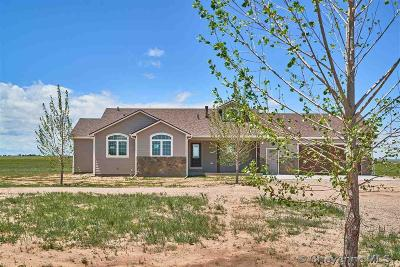 Cheyenne Single Family Home For Sale: 2429 Sunshine Dr
