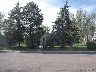 Cheyenne Multi Family Home For Sale: 920 E 8th St