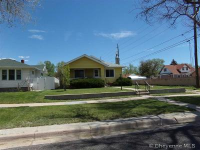 Original City Single Family Home For Sale: 2615 Evans Ave