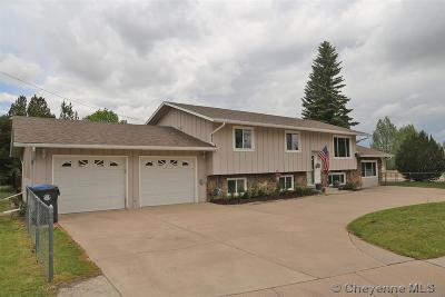 Cheyenne WY Single Family Home For Sale: $289,900