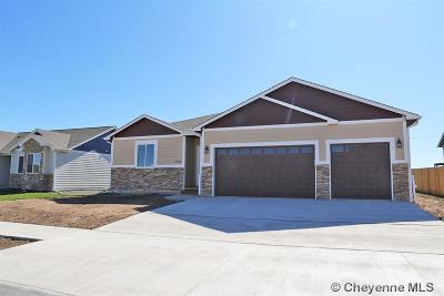 Cheyenne WY Single Family Home For Sale: $395,000