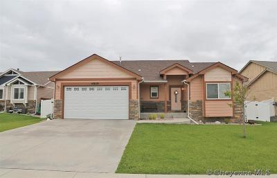 Cheyenne WY Single Family Home Temp Active: $330,000