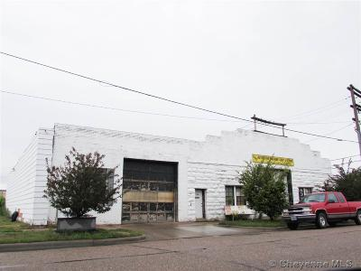 Cheyenne Commercial For Sale: 1808 O Neil Ave