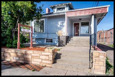 Cheyenne Commercial For Sale: 1613 Evans Ave