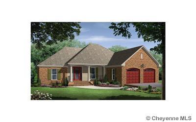 Cheyenne Single Family Home For Sale: 3333 Berthel Rd