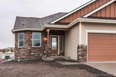 Cheyenne Single Family Home For Sale: LOT 49 Circle Heart Lane