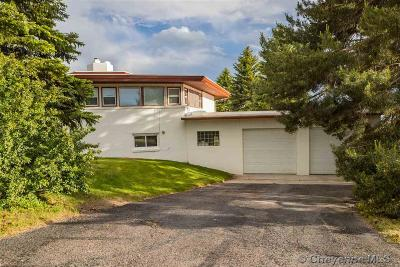 Cheyenne Single Family Home For Sale: 311 W Idaho St