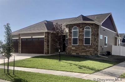 Cheyenne Single Family Home For Sale: LOT 51 Circle Heart Lane