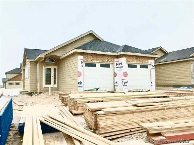 Saddle Ridge Single Family Home For Sale: LOT 42 Blue Feather Tr