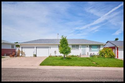 Pine Bluffs Single Family Home For Sale: 690 Simkins Ave