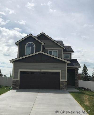 Saddle Ridge Single Family Home Contingency: 3628 Blue Feather Tr