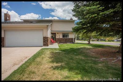 Cheyenne Condo/Townhouse For Sale: 5701 Sycamore Rd