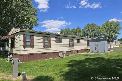 Cheyenne Mobile Home For Sale: 3901 Ridge Rd #18