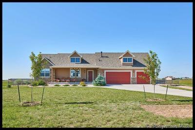Cheyenne Single Family Home For Sale: 7331 Keystone