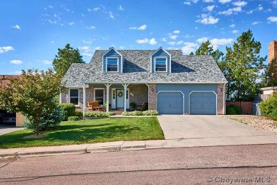 Cheyenne WY Single Family Home For Sale: $359,900