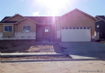 Cheyenne WY Single Family Home For Sale: $329,600