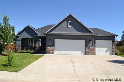 Cheyenne WY Single Family Home Temp Active: $525,000