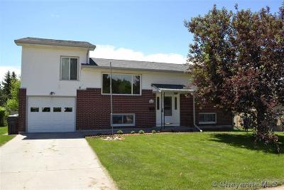 Cheyenne WY Single Family Home Temp Active: $319,000
