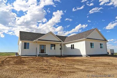 Cheyenne Single Family Home For Sale: 542 Chimney Rock Loop