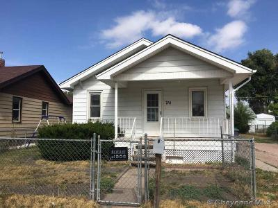 Original City Single Family Home Temp Active: 714 E 7th St