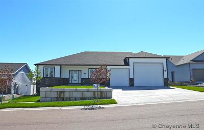 Cheyenne WY Single Family Home For Sale: $445,000