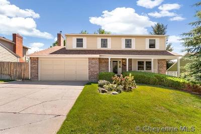 Cheyenne WY Single Family Home For Sale: $305,000