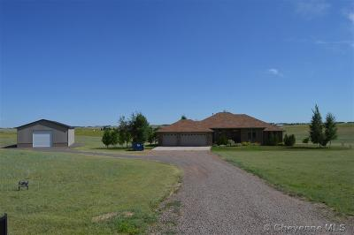 Cheyenne WY Single Family Home For Sale: $625,000
