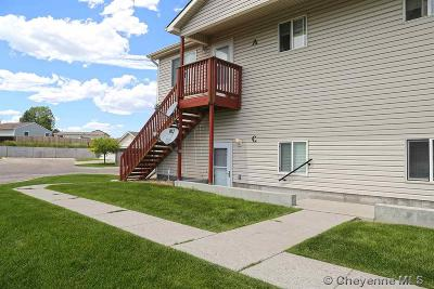 Cheyenne Condo/Townhouse For Sale: 218 Country West Rd #C