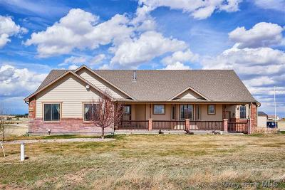 Cheyenne WY Single Family Home Temp Active: $509,900