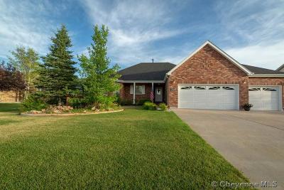 Cheyenne Single Family Home For Sale: 703 Shadow Mtn Trl