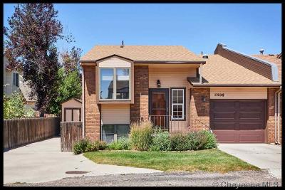 Cheyenne Condo/Townhouse Contingency: 5508 Townsend Pl #B