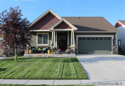 Cheyenne Single Family Home For Sale: 1020 Wendy Ln