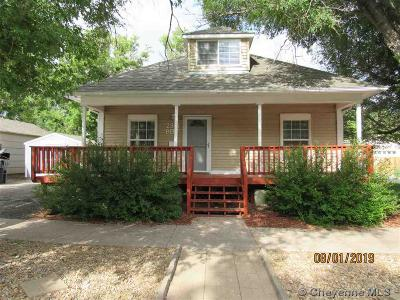 Cheyenne WY Single Family Home For Sale: $220,130